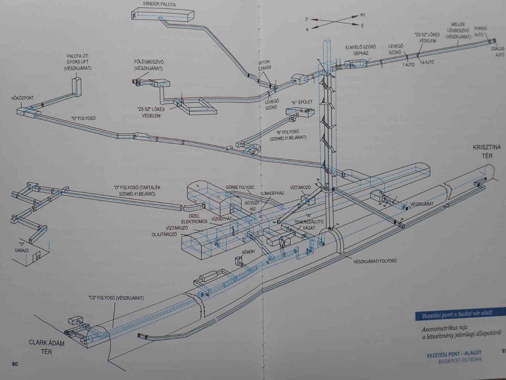 Kormányóvóhely P50 térképe